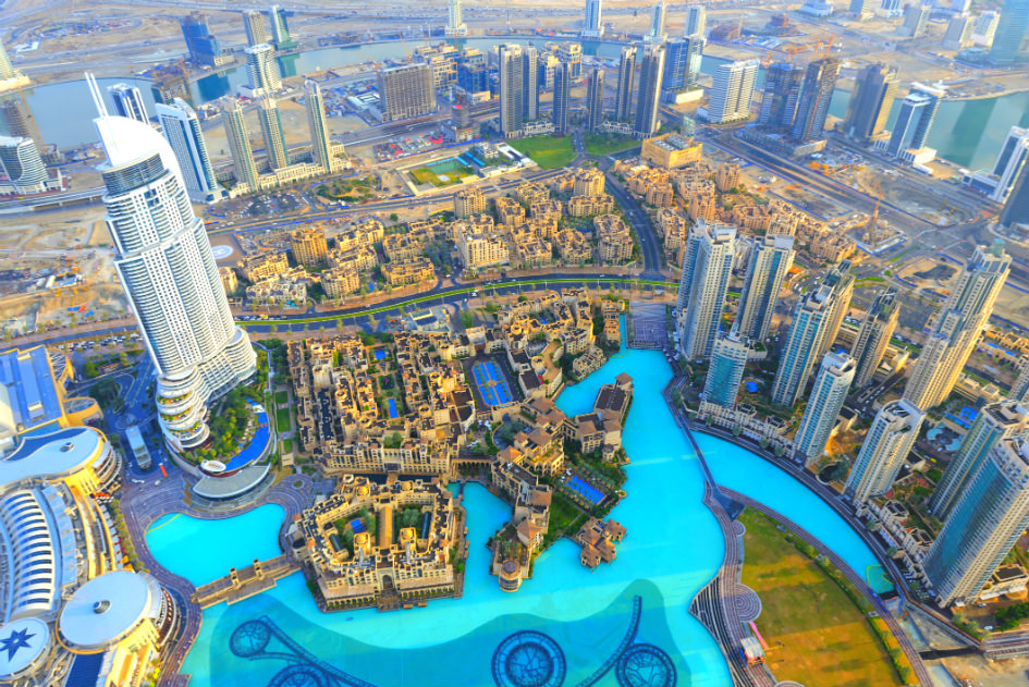 Dubai in summer however the archipelago world dubai that is shaped of the world map is the source of attraction for investors gumiabroncs Images