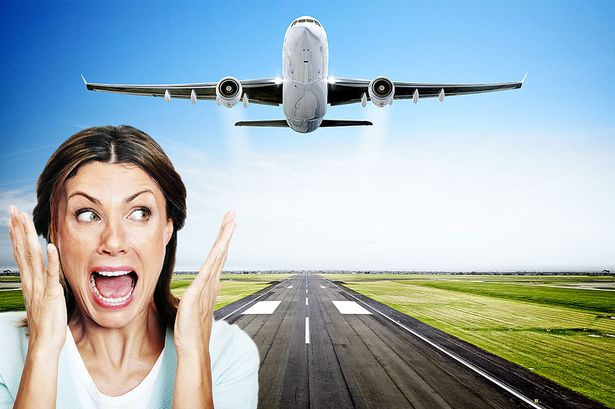 'How to Get Over the Fear of Flying?