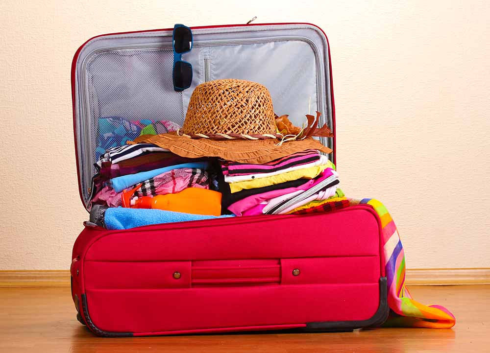 'Don't Lose Your Baggage While Travelling