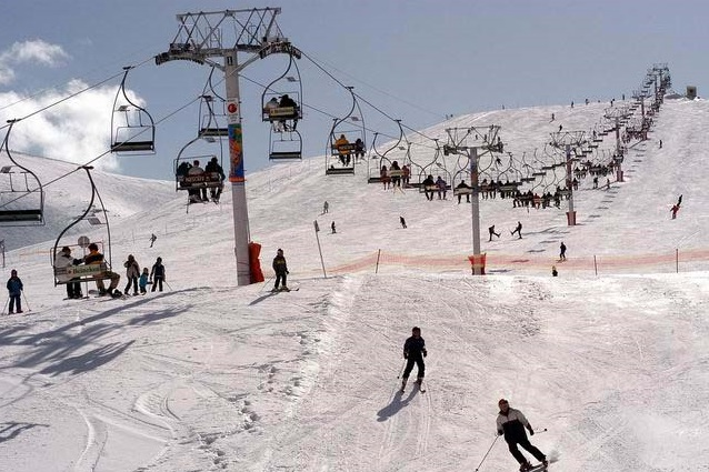 'Lebanon in Winter … Perfect Honeymoon Destination