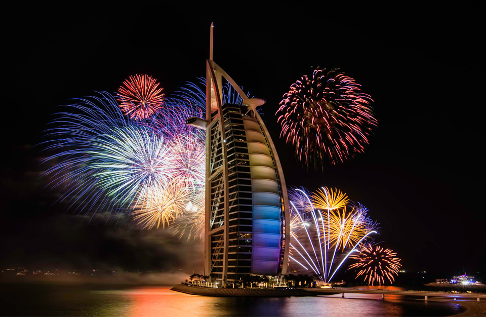 'New Year Eve in Dubai