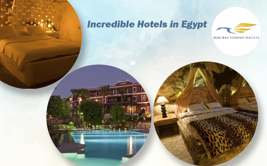 Incredible Hotels You Never Know in Egypt