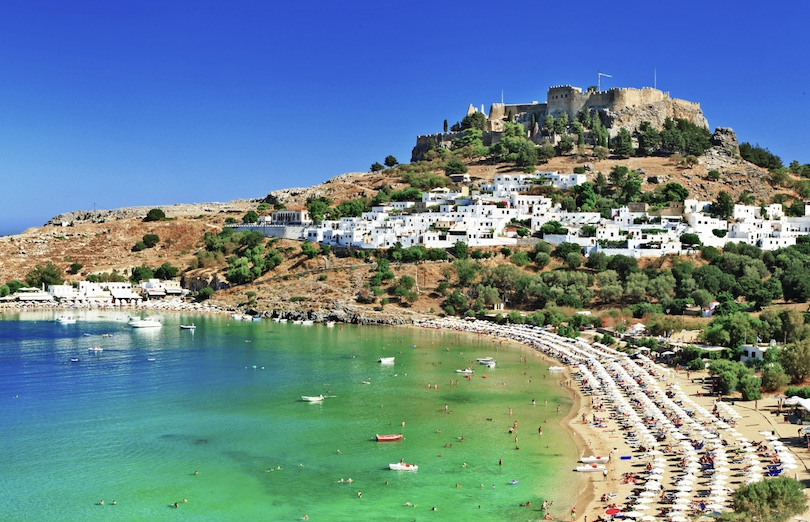 '5 Things to do in Greece
