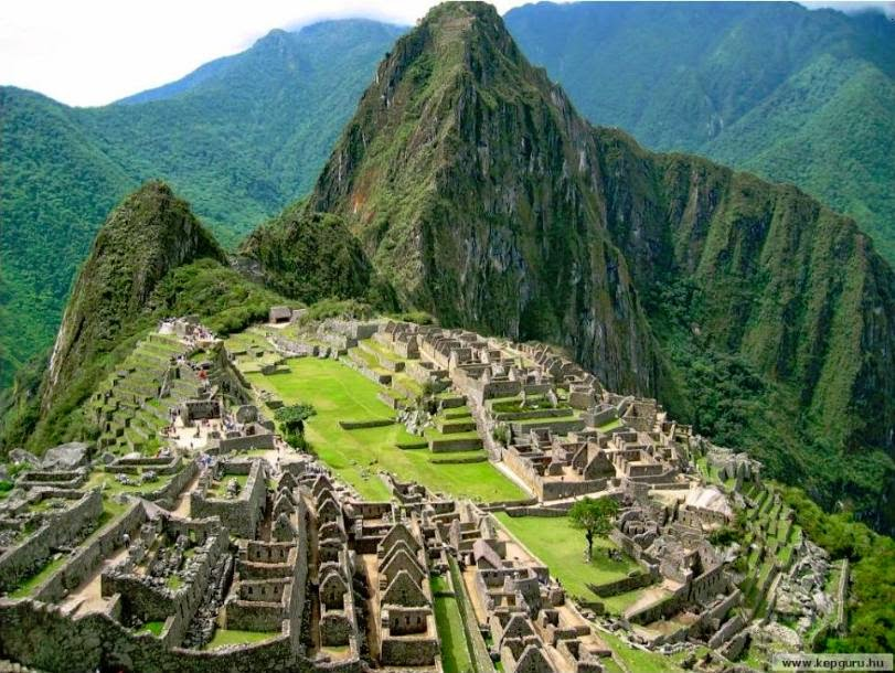 'The Mysterious Lines of Inca Civilization – Peru