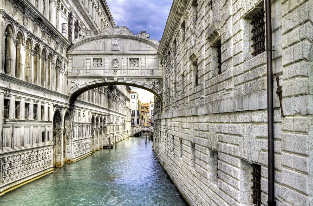 'What Do You Know about the Bridge of Sighs?