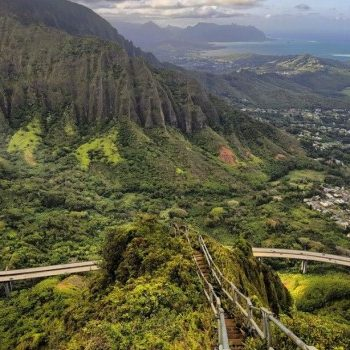 Haiku Stairs: The Stairway to Heaven