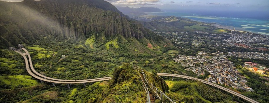 'Haiku Stairs: The Stairway to Heaven