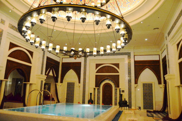 السبا-Talise Spa Resort at Jumeirah Zabeel Saray Hotel, Dubai