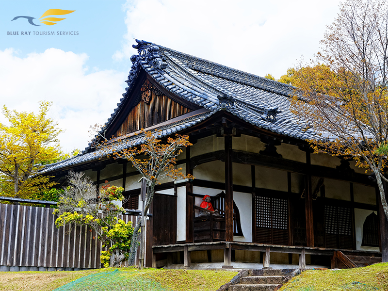 Trip inside a Traditional Ryokan