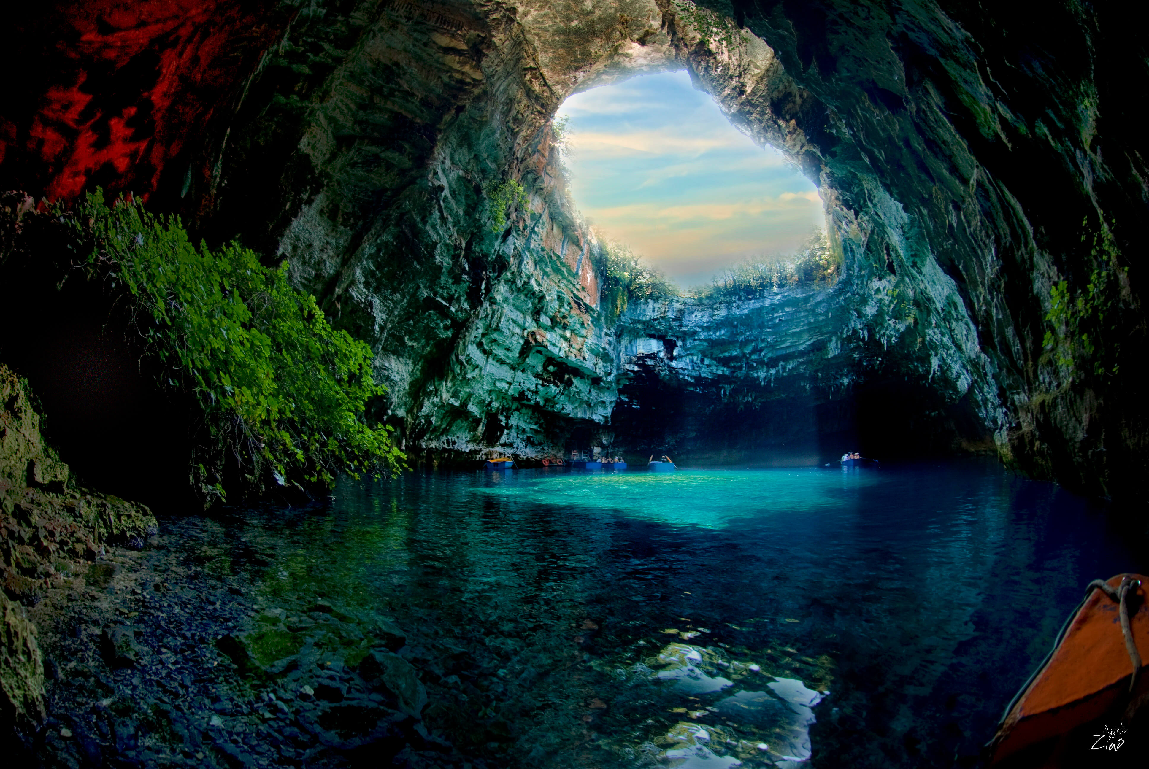 Have You Ever Heard About Water Caves?