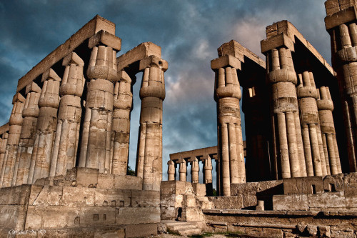 Luxor… The Ancient Thebes