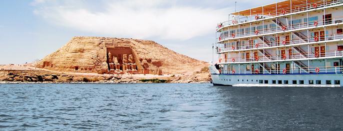Egipto Arqueológico Hotel 5* lujo