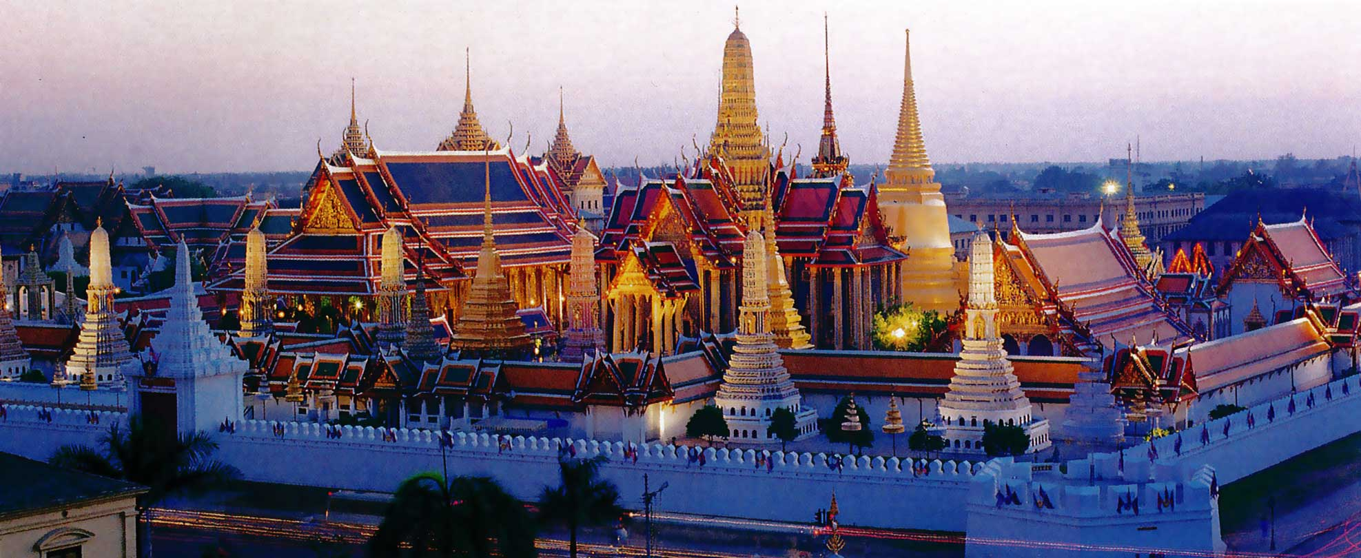 Ever Think about Visiting Thailand ?