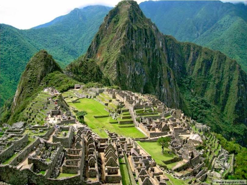 The Mysterious Lines of Inca Civilization – Peru