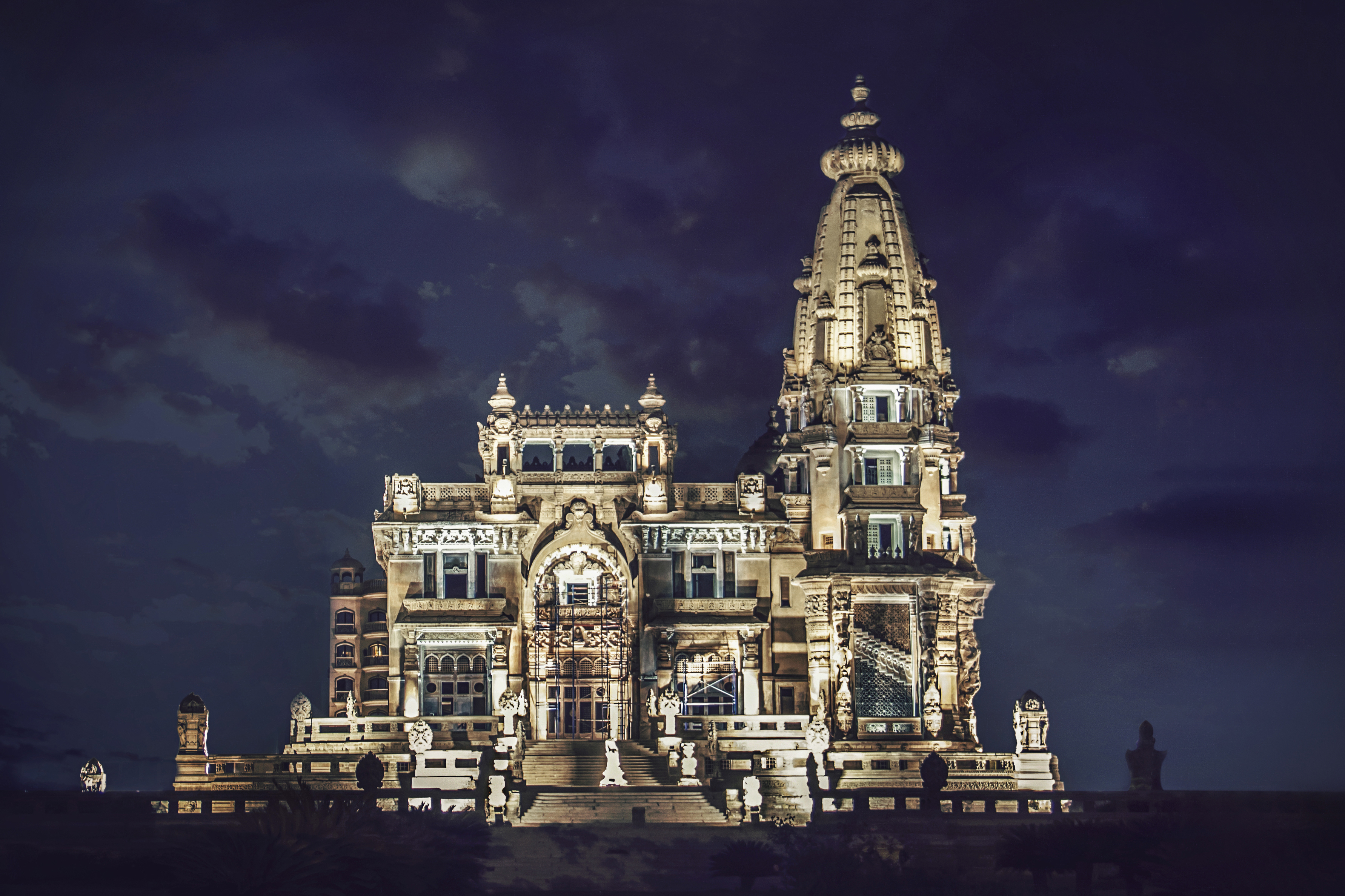 Baron Palace .. Horror Legend in Heliopolis