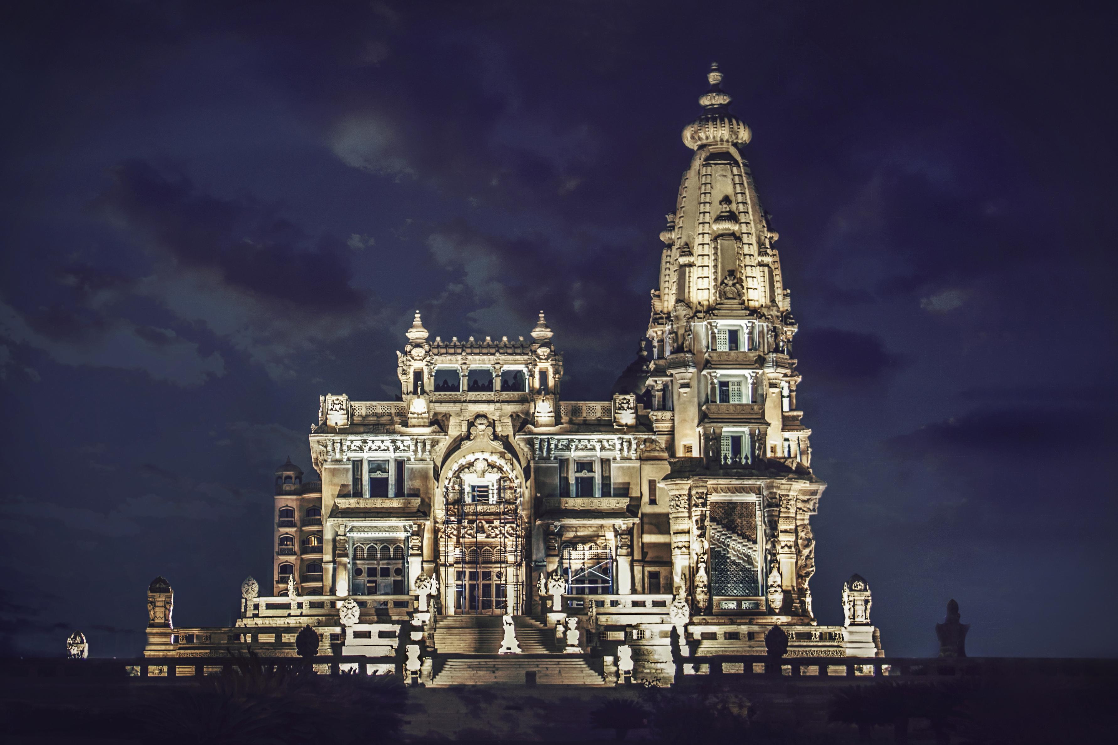 قصر البارون .. أسطورة الرعب في مصر الجديدة