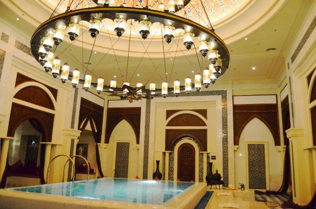 جدد نشاطك وإستمتع بأفضل أماكن السبا في المدن العربية السياحية